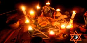 Ritual para el dinero con candelas o bien velas