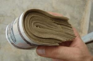 Ritual para el dinero en abundancia