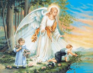 Oración a los Ángeles y Arcángeles para los Hijos con Problemas