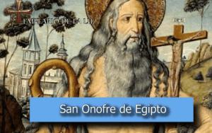 Oración a San Onofre para Cuatro Peticiones Divinas