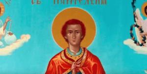 Oración a san Pantaleón para pedir salud para los enfermos