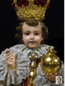 oracion al divino niño jesuspara todos los dias