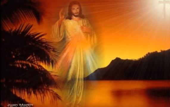 Oración al Señor dela Misericordia por un Enfermo