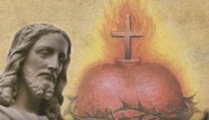 Oración de Consagración al Sagrado Corazón de Jesus