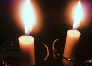 Oración para Encender y Ritual bendecir una vela