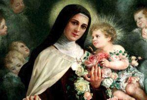 Oración a Milagrosa a Santa Teresita para obtener una gracia o favor