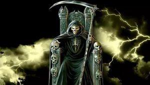 Oración A la Santa Muerte para Desesperar ser Amado