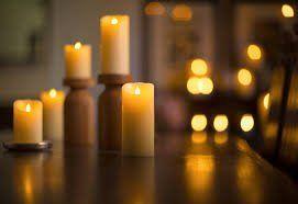 Ritual con velas amarillas para ampliar horizontes