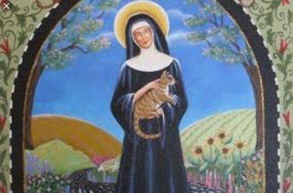 Oración revelada a Santa Gertrudis la grande