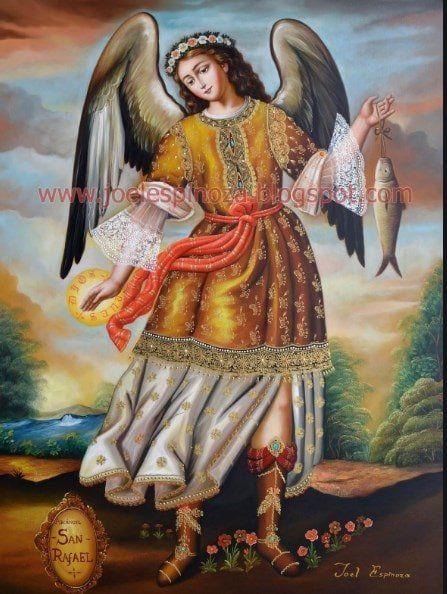 Oración para pedir Salud y Sanación a san Rafael arcángel