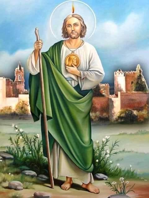 Milagrosa Oración a San Judas Tadeo para el Amor Imposible