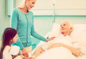 Oracióna Dios para pedir por la Salud de un Abuelo Enfermo