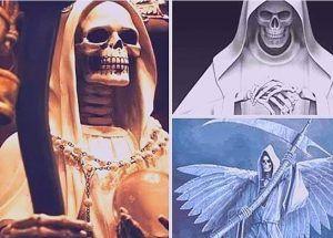 Oración a la Santa Muerte para que Prospere tu Negocio